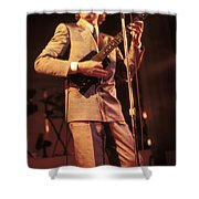 Robert Palmer Shower Curtain