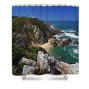 Roca Cape Shower Curtain