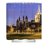 Rochester Cathedral Shower Curtain