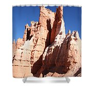 Rockformation Bryce Canyon Shower Curtain