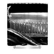 Rolls Royce Silver Ghost 1909 Shower Curtain