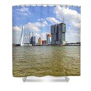 Rotterdam Shower Curtain
