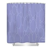 Rounded Color Variety Shower Curtain
