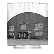 Route 66 - Coliseum Ballroom Shower Curtain