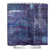 Royal Court Shower Curtain by Christopher Gaston
