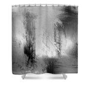 Ruin Shower Curtain