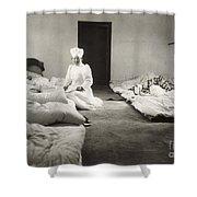 Russo-japanese War, 1904 Shower Curtain