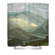 Rydal Water Shower Curtain