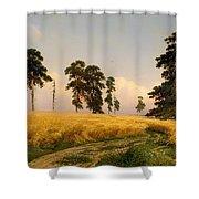 Rye Shower Curtain