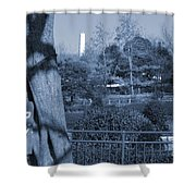 Sagamihara Asamizo Park 15e Shower Curtain