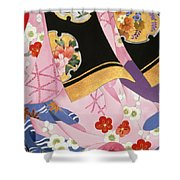 Sagi No Mai Shower Curtain