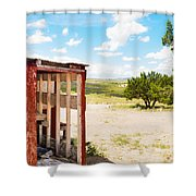 Sales Are Down Shower Curtain