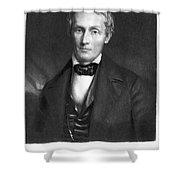 Samuel George Morton Shower Curtain