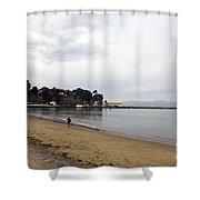 San Francisco Maritime National Historical Park Shower Curtain