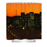 San Franscisco Ca Shower Curtain