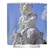 Sanssouci Park Potsdam Shower Curtain