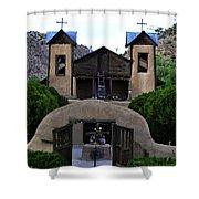 Santuario De Chimayo Shower Curtain