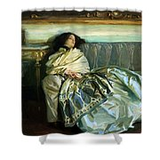 Sargent's Repose Shower Curtain