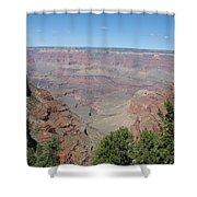 Scenic View - Grand Canyon Shower Curtain