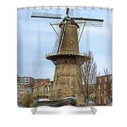 Schiedam Shower Curtain