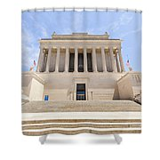 Scottish Rite Of Freemasonry Shower Curtain