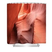 Sea Of Sandstone Shower Curtain