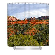 Sedona Arizona Shower Curtain
