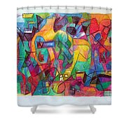 See Shower Curtain