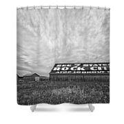See Rock City - Farm In Tennessee Shower Curtain