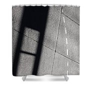 Seven Street Shower Curtain