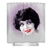 Sexy 20s  Shower Curtain