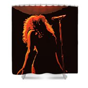 Shakira Shower Curtain