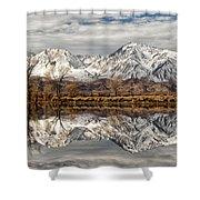 Sierra Reflections Shower Curtain