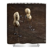 Simple Things - Apart Shower Curtain