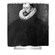 Sir Francis Walsingham (c1532-1590) Shower Curtain