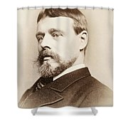 Sir Lawrence Alma-tadema (1836-1912) Shower Curtain