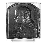 Sir Ronald Ross (1857-1932) Shower Curtain