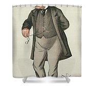 Sir William Jenner Shower Curtain