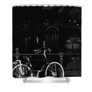 Skinny Bridge Shower Curtain