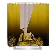 Sky Bird Shower Curtain