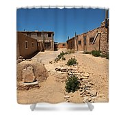 Sky City Acoma Pueblo Shower Curtain