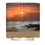 Song Of The Sea Shower Curtain