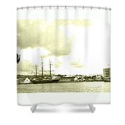 South America Shower Curtain
