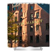 South Market Shower Curtain