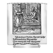 Spectacle Maker, 1568 Shower Curtain