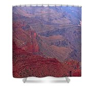 Spectacular Grand Canyon  Shower Curtain