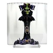 Spellweaver Shower Curtain