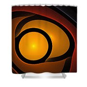 Sphere 2 Shower Curtain