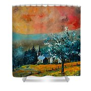 Spring In Gendron Shower Curtain