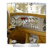 Spyker Shower Curtain